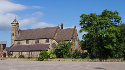 An example of St John the Baptist Church on the Funeral Directors in Sheffield page on Thomson Local.