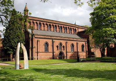 An example of St John the Baptist's Church on the Funeral Directors in Cheshire page on Thomson Local.