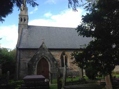 An example of St Julius and St Aaron's Church on the Funeral Directors in Gwent page on Thomson Local.