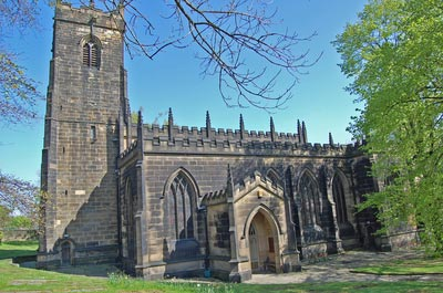 An example of St Mary's Church on the Funeral Directors in Barnsley page on Thomson Local.
