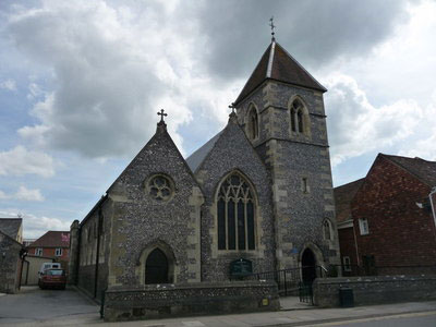 An example of the St Osmund's Church on the Funeral Directors in Salisbury page on Thomson Local.
