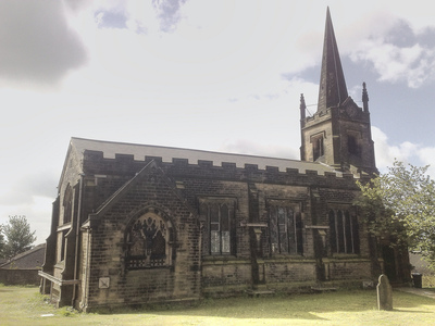 An example of the The Church of St Peters Church on the Funeral Directors in Barnsley page on Thomson Local.