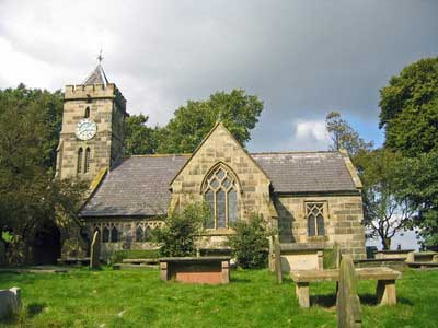 An example of St Peter's Church, Delamere on the Funeral Directors in Cheshire page on Thomson Local.