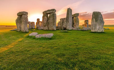 An example of Stonehenge landscapes on the Funeral Directors in Salisbury page on Thomson Local.