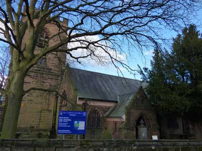 An example of The All Saints Lewis Carroll Centre on the Funeral Directors in Cheshire page on Thomson Local.