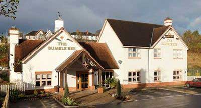 An example of The Bumble Bee on the Funeral Directors in Gwent page on Thomson Local.