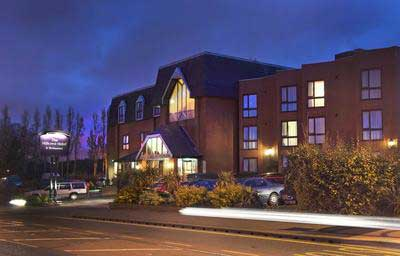 An example of The Hillcrest Hotel on the Funeral Directors in Cheshire page on Thomson Local.