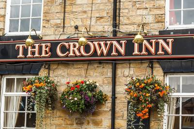 An example of The Crown Inn on the Funeral Directors in Barnsley page on Thomson Local.