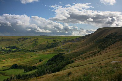 An example of The Peak District on the Funeral Directors in Sheffield page on Thomson Local.